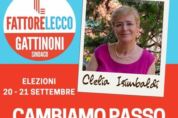 CLELIA ISIMBALDI