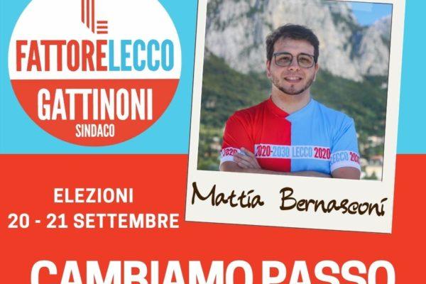 MATTIA BERNASCONI